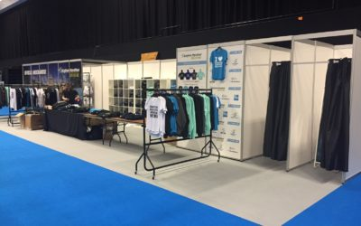 Exhibiting at Professional Clothing Show 2018, ExCel