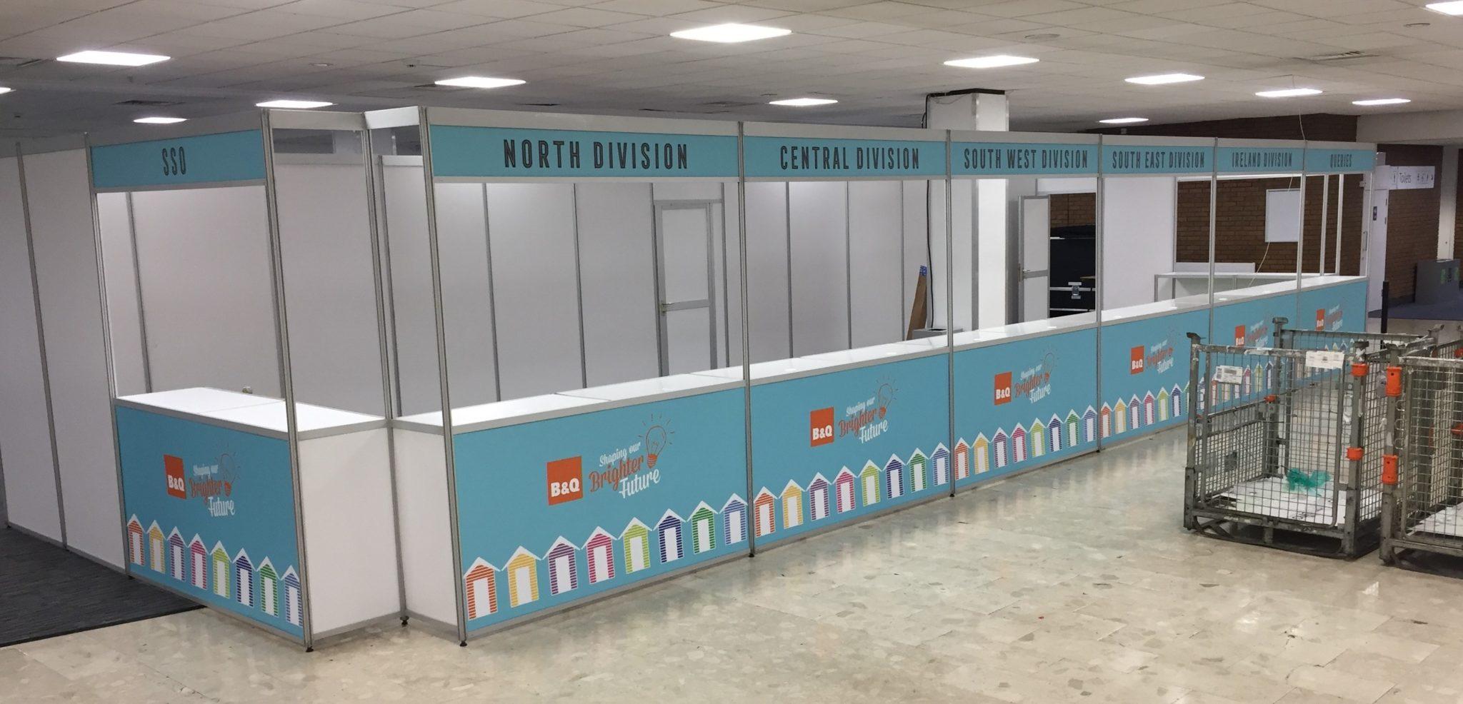 Exhibition Shell Scheme Hire : Shell scheme exhibition stands are exhibitions